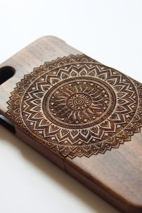 Nature Wood Iphone 6 Case. 6W10