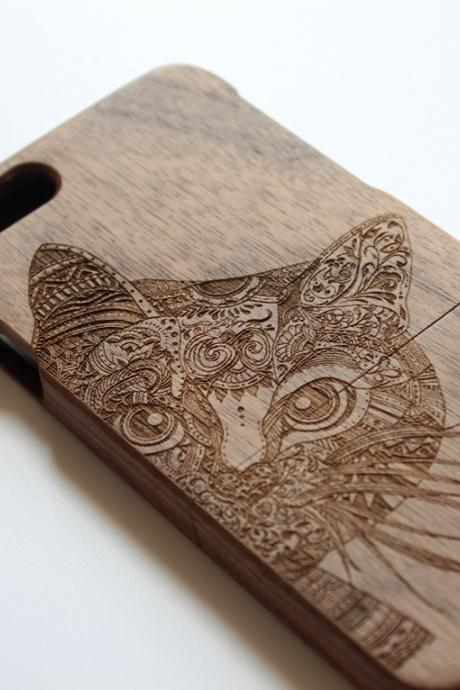 Nature Wood Iphone 6 Case. 6W127