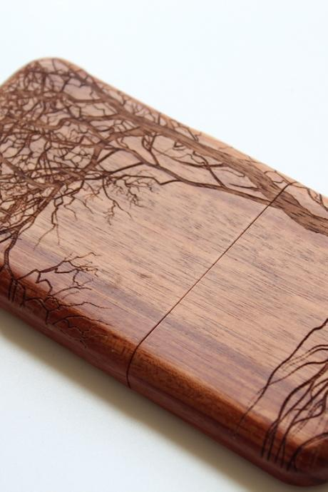 Nature Wood Iphone 6 Case. 6R09